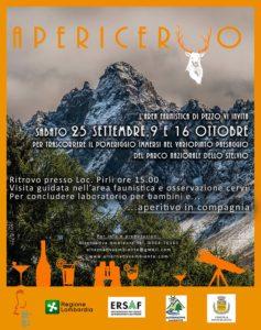 Vezza - Apericervo: aperitivo in famiglia coi cervi @ Casa del Parco di Vezza | Vezza d'Oglio | Lombardia | Italia
