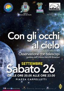 Con gli occhi al cielo a Desenzano @ Desenzano del Garda | Desenzano del Garda | Lombardia | Italia
