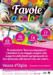 Favole a colori a Vezza d'Oglio @ Vezza d'Oglio | Temù | Italia