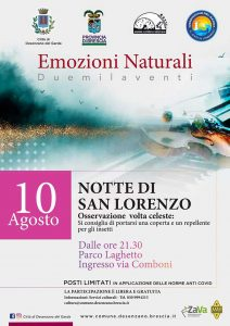 Notte di San Lorenzo a Desenzano @ Desenzano del Garda | Desenzano del Garda | Lombardia | Italia