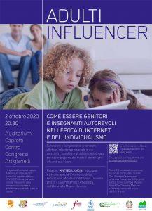Adulti influencer @ Auditorium Capretti – Centro Congressi Artigianelli | Brescia | Lombardia | Italia