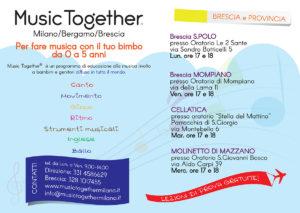 Brescia - Open day Music Together @ Brescia | Molinetto | Lombardia | Italia