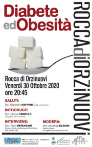 Diabete ed obesità a Orzinuovi @ Centro Culturale Aldo Moro