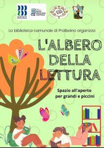 L'albero della lettura @ Biblioteca di Pralboino