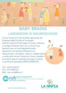 Baby Brains @ Spazio la Ninfea ONLINE