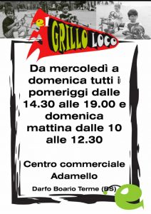 El Grillo Loco @ Darfo Boario Terme