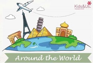 Fun days - Around the world - Coccaglio @ sede Kids&Us Coccaglio | Coccaglio | Lombardia | Italia