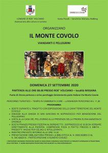 Il monte Covolo - viandanti e pellegrini @ Roè Volciano