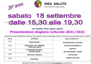 Open day Idea Salute @ Idea Salute | Brescia | Italia