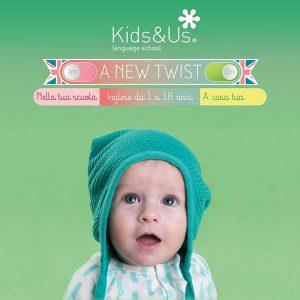 L'inglese per bambini da 1 anno: Kids&Us Coccaglio @ Kids&Us Franciacorta