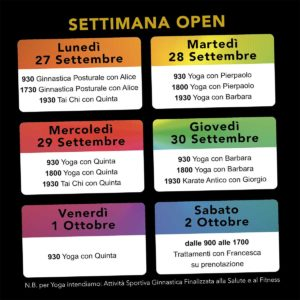 Gussago - Millepetali settimana open @ Gussago | Piazza | Lombardia | Italia