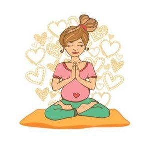 Yoga in gravidanza - online @ online
