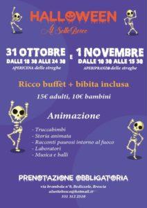 Bedizzole - Halloween al Sottobosco @ Sottobosco | Bedizzole | Lombardia | Italia