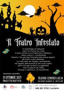Botticino - Il teatro infestato al Centro Lucia @ Cinema Teatro Centrolucia