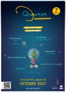 Gardone VT - QUANTUM - Festival della scienza @ Villa Mutti Bernardelli