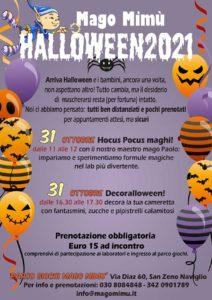 San Zeno - Halloween con Mago Mimù @ Mago Mimù | Lombardia | Italia
