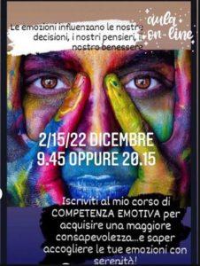 La competenza emotiva - online @ Online | Cunettone, Salò | Lombardia | Italia