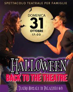 Palazzolo - Teatro da paura per Halloween @ Teatro Palazzolo | Palazzolo sull'Oglio | Lombardia | Italia