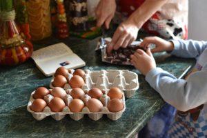 Laboratori di pasticceria online per bambini con Biridolci @ online - piattaforma Zoom