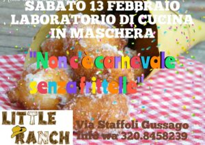 Laboratori di cucina per bambini al Little Ranch - Gussago @ Little Ranch | Lograto | Lombardia | Italia