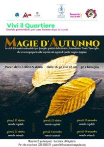 Magie d'autunno @ Parco elle colline Sant'Anna