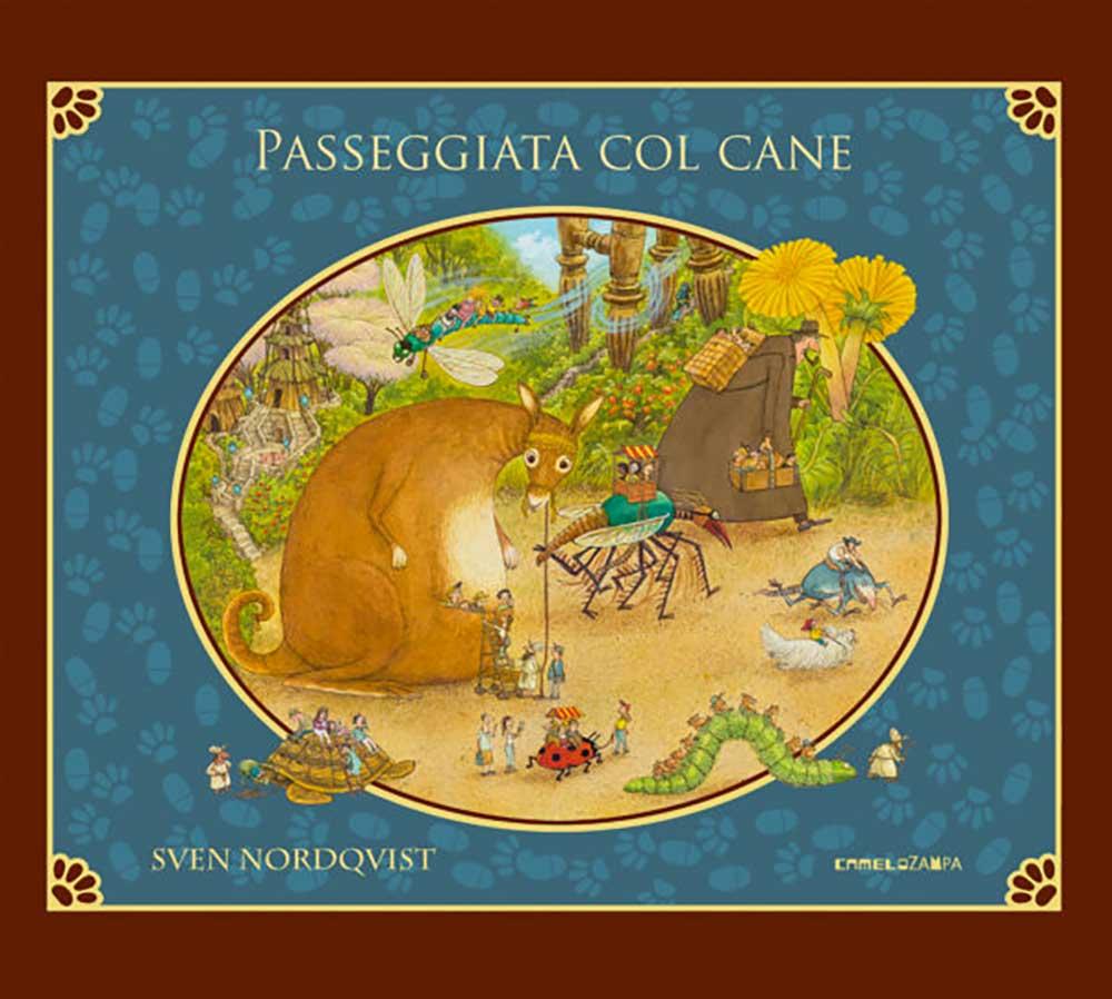 Passeggiata-col-cane-COVER-Camelozampa-recensione-Fata-violetta