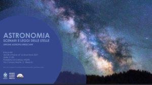 Serate di astronomia @ online su Zoom e in presenza a Brescia