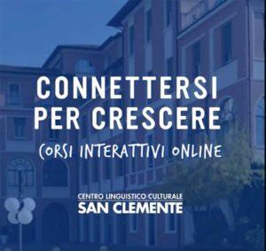 Connettersi per crescere @ online