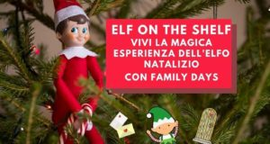 Elf on the Shelf: evento e kit-completo per una magica esperienza @ online - piattaforma Zoom
