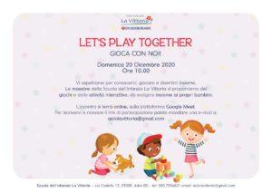 Gioca con noi! @ online