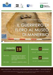 Il guerriero di Flero al museo di Manerbio @ online