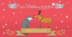XMas Fun weeks - Kids&Us @ sede Kids&Us Coccaglio   Coccaglio   Lombardia   Italia