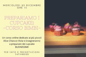 Prepariamo i cupcake @ online
