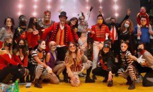 Spettacolo di circo online - Il circo a casa tua @ online su Twitch