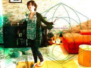In contatto con le Geometrie Sacre del corpo @ online - piattaforma Zoom