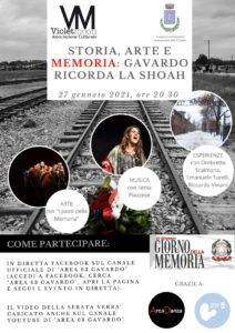 Giornata della Memoria a Gavardo @ online