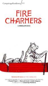 Spettacolo per bambini: Fire Charmers - L'Ammaliafuoco @ online - piattaforma Zooom
