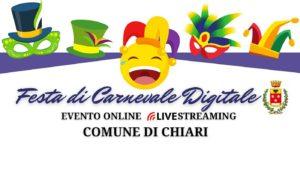 Carnevale a Chiari digitale