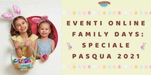 Eventi online di Pasqua @ online