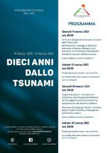 10 anni dallo tsunami @ online