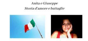 ANITA E GIUSEPPE: Storie d'amore e di battaglie @ online - piattaforma Zoom