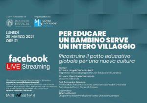 Per educare un bambino serve un villaggio @ online