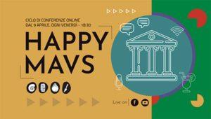 Incontri tra storia, archeologia ed altre curiosità del passato con il MAVS @ online