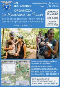 Camminare in montagna coi bambini: La montagna dei piccoli @ Chiesetta alpini di tesio