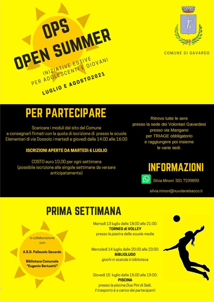 open-summer-gavardo-nuova-locandina