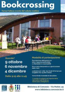 Bookcrossing - scambio di libri alla biblioteca di Concesio @ Biblioteca Concesio | Concesio | Lombardia | Italia