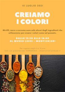 laboratorio creativo creaiamo con i colori montichiari