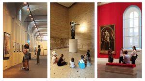 Appuntamenti con i Musei Civici di Brescia @ Museo di Santa Giulia e la Pinacoteca Tosio Martinengo