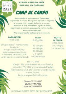 Giornate in natura a Sulzano @ Località Navelli