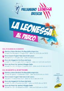 Leonessa al parco - Brescia @ Parchi comune di Brescia | Brescia | Lombardia | Italia
